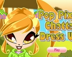 Pop Pixie Chatta Giydirme