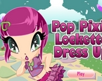 Pop Pixie Lockette Giydirme