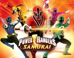 Power Rangers: Samuray